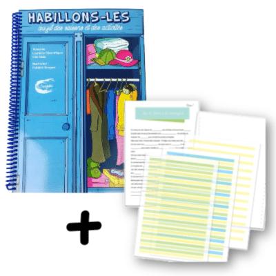 KIT : HABILLONS-LES + LES TRANSPARENTS