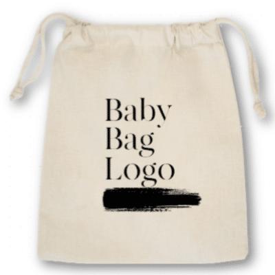 POCHETTE - BABY BAG LOGO