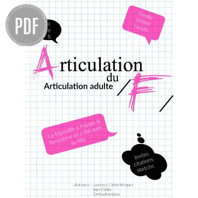 PDF — ARTICULATION DU /F/