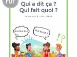 PDF — QUI A DIT ÇA ? QUI FAIT QUOI ?