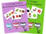 PDF — COMPREHENSION ORALE   LES POTS DE TRI