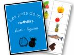 PDF — VOCABULAIRE EN IMAGES   LES POTS DE TRI