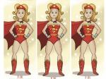 """MARQUE-PAGES """"Je ne suis pas Wonder Woman"""""""