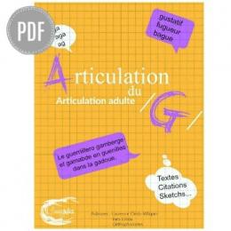 PDF — ARTICULATION /G/