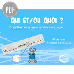 PDF — QUI ET/OU QUOI ?