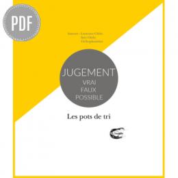 JUGEMENT | LES POTS DE TRI