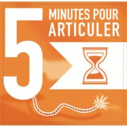 5 MIN POUR ARTICULER /CH-J/