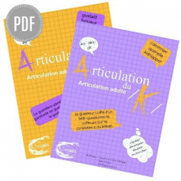 PDF — KIT - ARTICULATION /K/ + /G/