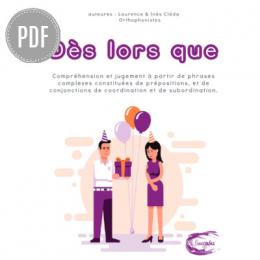 PDF — DÈS LORS QUE