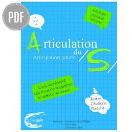 PDF — ARTICULATION /S/