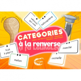 CATEGORIES À LA RENVERSE