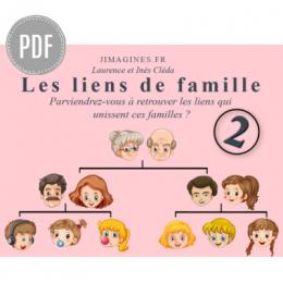 LES LIENS DE FAMILLE 2