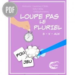 PDF — LOUPE PAS LE PLURIEL