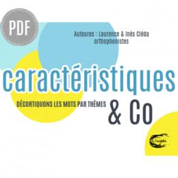 CARACTÉRISTIQUES & Co