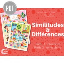 PDF — SIMILITUDES & DIFFÉRENCES
