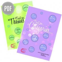 PDF — KIT - Tout en catégories & Tout en thèmes