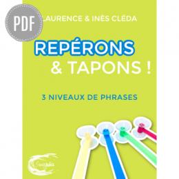 PDF — REPÉRONS & TAPONS | TAPETTES