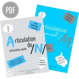 PDF — KIT - ARTICULATION /M/ + /N/