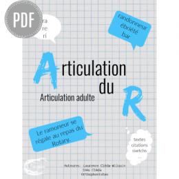 PDF — ARTICULATION /R/