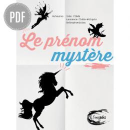 PDF — LE PRÉNOM MYSTÈRE