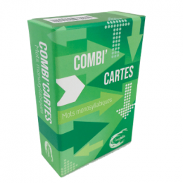 COMBI'CARTES | MOTS MONOSYLLABIQUES