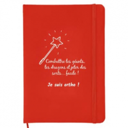 CARNET ROUGE ORTHO