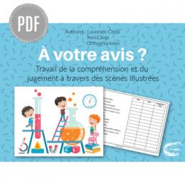 PDF — À VOTRE AVIS ?
