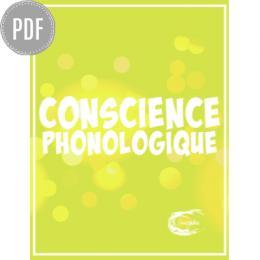 PDF — CONSCIENCE PHONOLOGIQUE - MOTS | LES POTS DE TRI