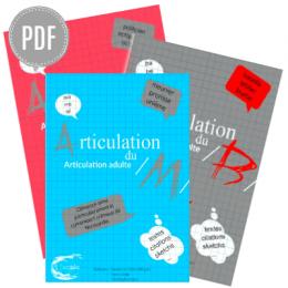 PDF — KIT ARTICULATION /P/ + /B/ + /M/