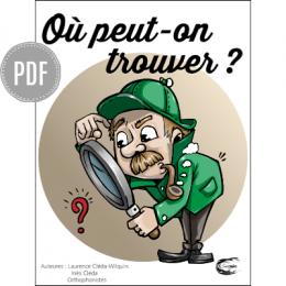 PDF — OÙ PEUT-ON TROUVER ?